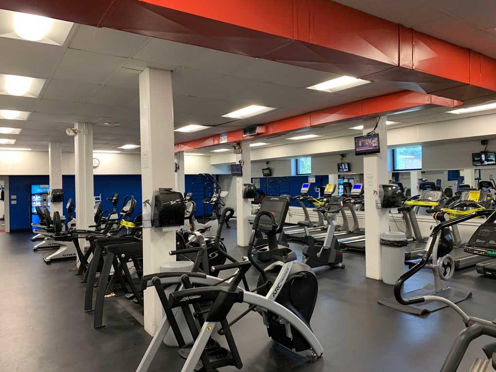 Danbury Fitness Center